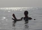 Bobbing around in the Dead Sea