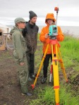 Our friend the total station