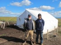 Rick & Mike at site