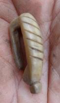 Ivory earring