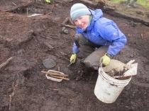 Lindsey still digging