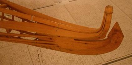 Kodiak Kayak bow