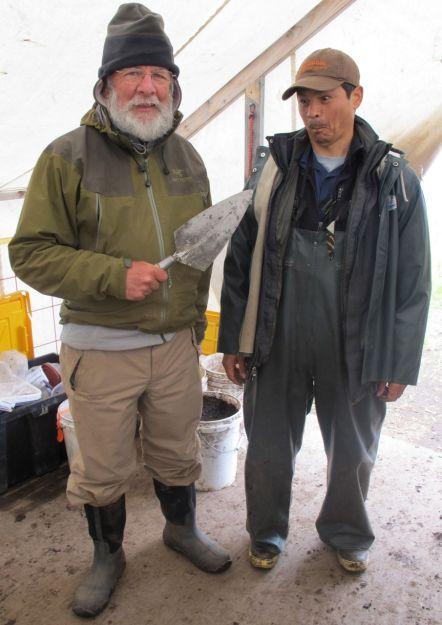 Rick, Big Trowel, Sven