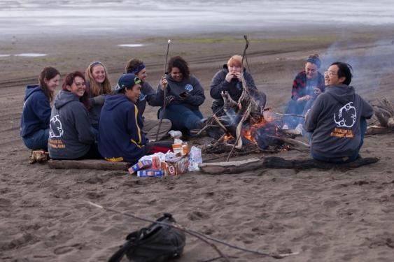 Bonfire crew