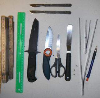 Sampling tools